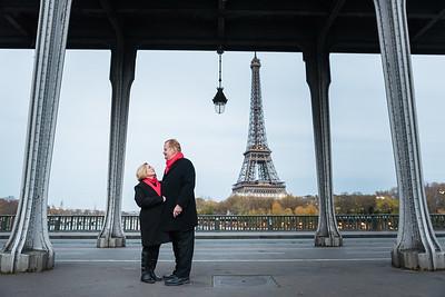 Elaine & Jerry Paris