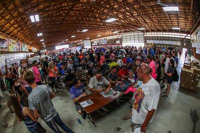 Eldora Speedway Speedway autograph session