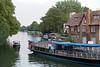 River Thames, at the Folly Bridge