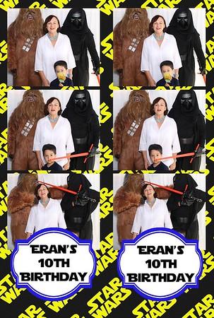Eran's 10th Birthday