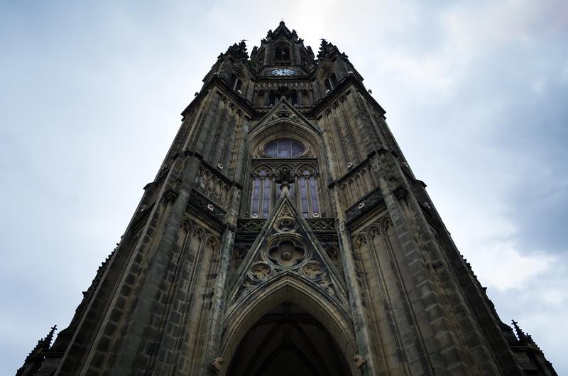 Catedral del Buen Pastor. Donostia-San Sebastián, Spain.