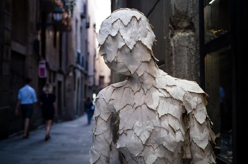 Barri Gòtic. Barcelona, Spain.