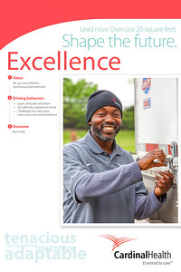 Kwame Asamoah - Excellence Poster 2