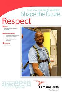 Moctar Sanfo - Respect Poster 11