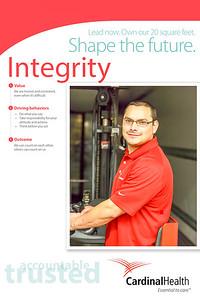 Alfonso Hernandez - Integrity Poster 8
