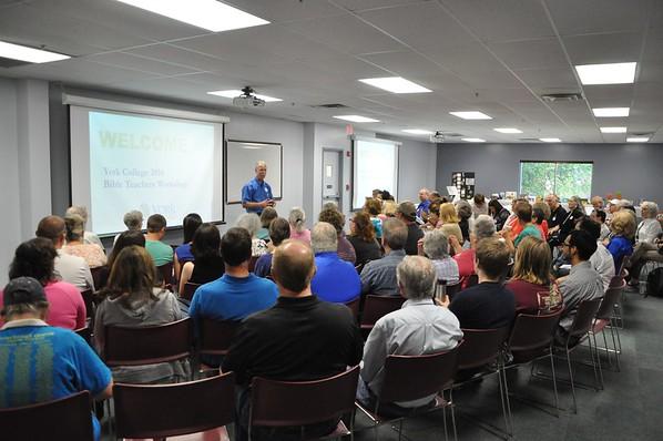 Bible Teachers Workshop