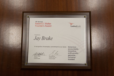 Jay Brake Founders Award-1