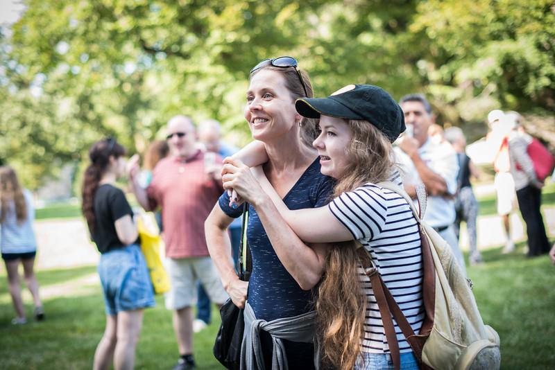 Lena Jacobson and Natasha Neil