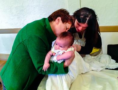 Rosie's Christening