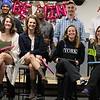 Chloe Pittman and Corey Holmes, Bri Goben and Jeff Cathey, Brandin Fry and Katey Cox, Ryan Murphy and Melanie Baxa<br /> photo by Hannah Gund
