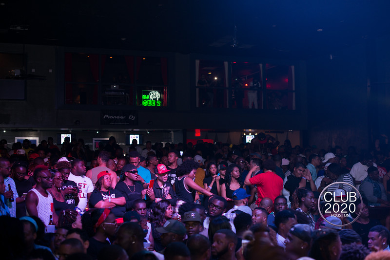 Club 2020 Houston's Hottest Night Club