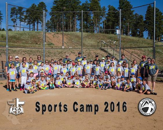 Sports Camp 2016