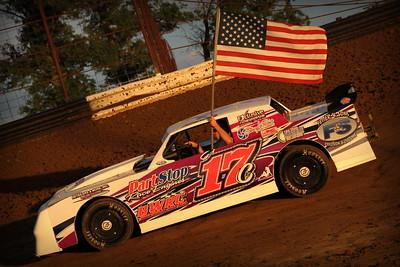 Fayette County Speedway; Fayette County Fair Race 7-14-16