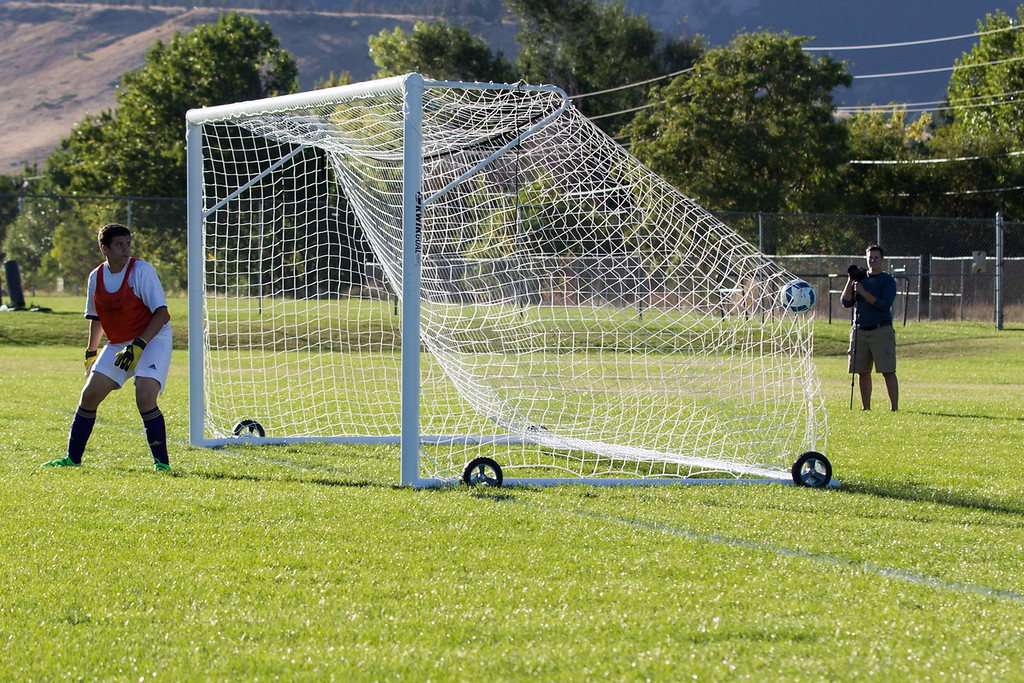 11-1 win vs Fort Collins on 9/26/16. Josh scored this goal.