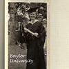 Baylor Graduation