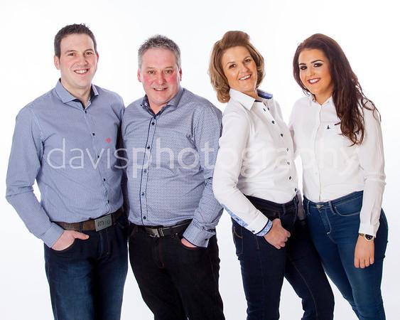 Miller Family Portrait