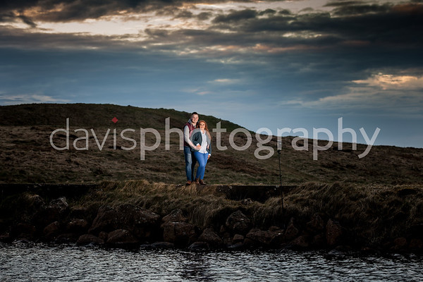 Jessica + Andrew Binevenagh Engagement Shoot