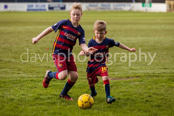 Taggart Boys Football Gear