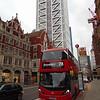 Arriva London ADL Enviro 400 CITY LK65BYS HA16 at Liverpool Street on the 65 to Shoreditch.