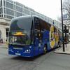 Megabus (Stagecoach) Volvo Plaxton Elite-i SF62CTU 54208 at London Victoria.