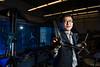 17126 Jim Hannah, Engineering professor Zifeng Yang Wind Turbine Blade 2-23-16