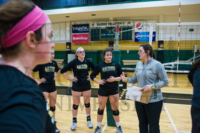 17141 A Day in the Life of Wright State Coaches Volleyball 2-22-16