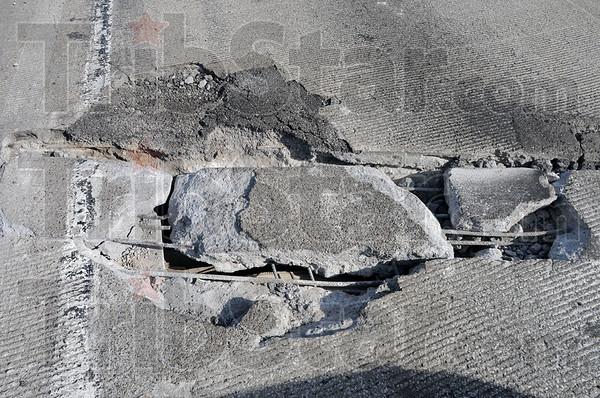 MET022316 concrete block