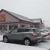 JOED VIERA/STAFF PHOTOGRAPHER- Lockport, NY-Ted's parking lot at capacity during customer appreciation day.