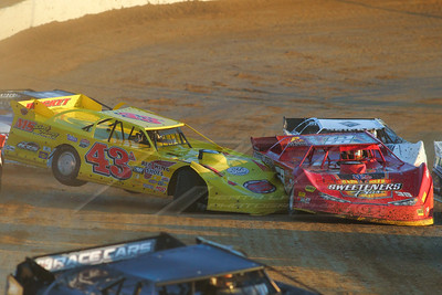 Mason Zeigler (43A) and Tim McCreadie (39)