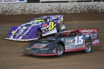 Steve Francis (15) and Matt Miller (3)