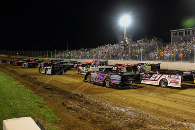 LOLMDS four wide salute
