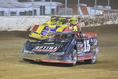 Steve Francis (15) and Billy Moyer (21)