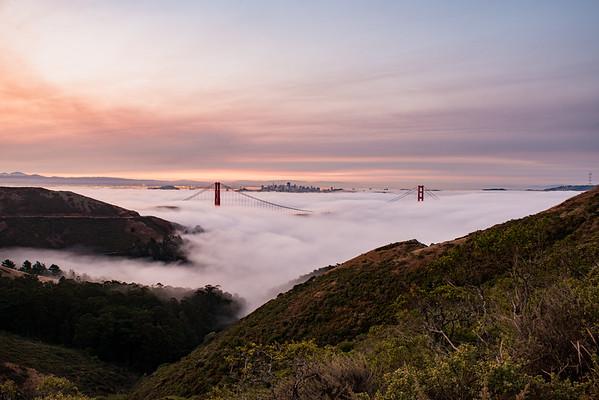 G'morning low fog!