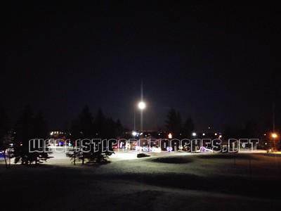 Full Moon Dec 12 - 14 2016