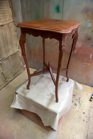 Furniture Restoration, Repair and Refinishing with Puro