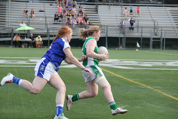 Ladies GAA Final @ Gaelic Park