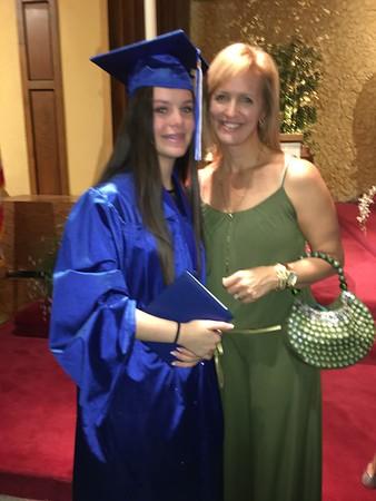 Girls Graduation 6/3/16