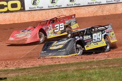 Devin Moran (99M) and Tim McCreadie (39)