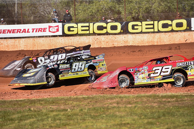 Tim McCreadie (39), Devin Moran (99M) and Kenny Pettyjohn (38)