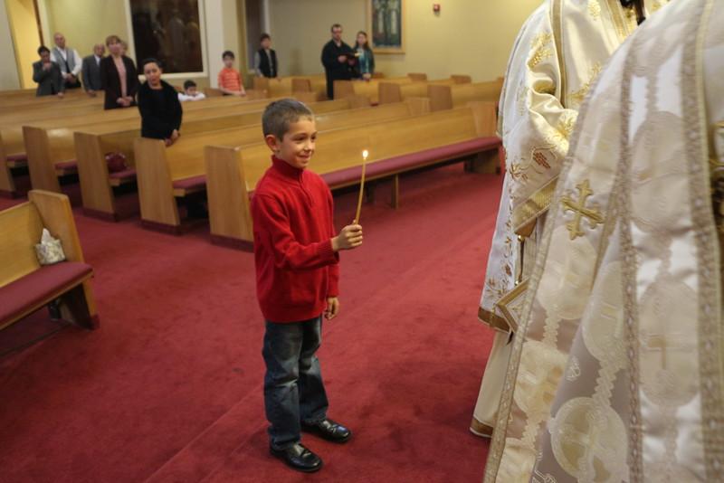 Grand Blanc Parish Visitation