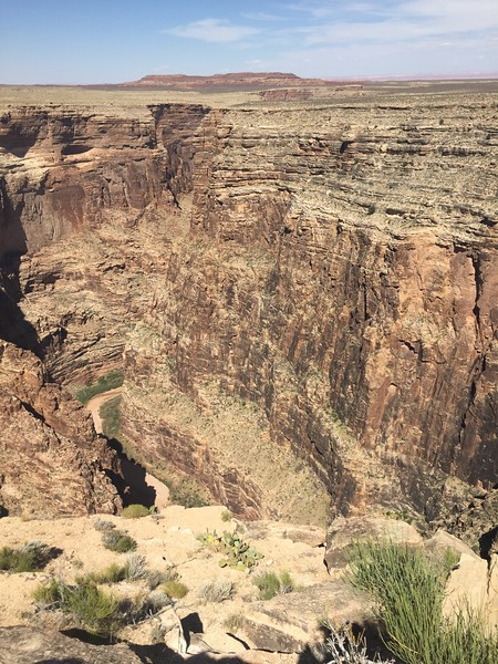 332c Little Colorado River Canyon
