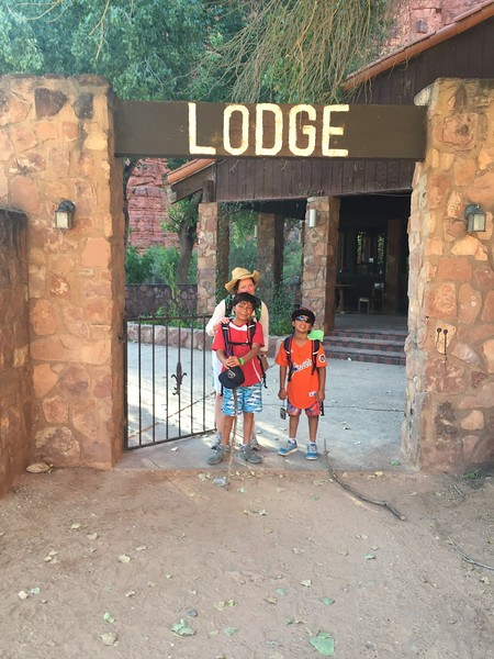132a Supai Lodge Joseph Dotty Thomas