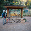 North rrim trailhead