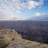 North rim and beyond