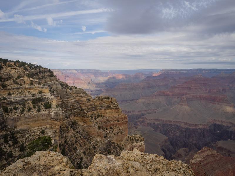 Cliffs near and far