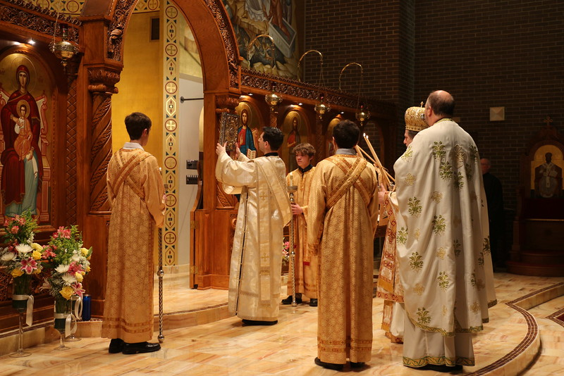 Grand Rapids Parish Visitation