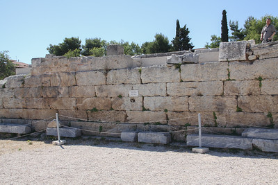 Location where Paul was accused of sacriledge by the Jews of Corinth