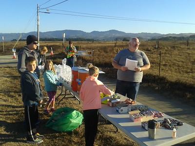 HMB Marathon Aid Station