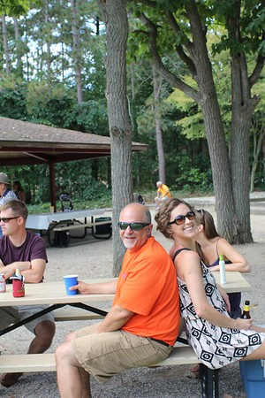 Hackstock family reunion August 2016
