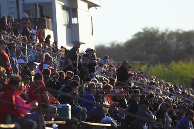 Hagerstown Speedway crowd